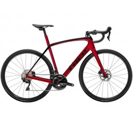 Trek Domane Sl 5, Rage Red/ Black