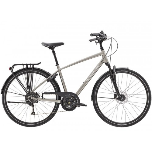 Trek Verve 3 Equipped, Metallic Gunmetal