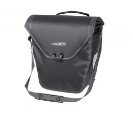 Ortlieb Tas Achter Velo Shopper F7521 Slate-zwart Ql2.1 (s