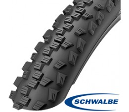 Schwalbe Bub 24x2.10 54-507 Black Jack Kg Zwart