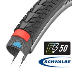 Schwalbe Bub 28x1 3/8 37-622 Refl Schwalbe Marathon Gt Tour