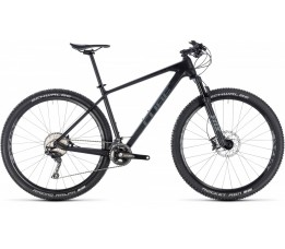 Cube Cube Reaction C:62 Race Carbon/grey 2018, Carbon/grey