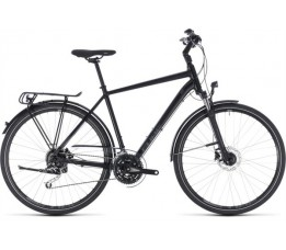 Cube Cube Touring Exc Black/grey 2018, Black/grey