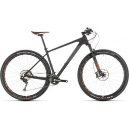 Cube Cube Reaction C:62 Race Carbon/orange 2019, Carbon/orange