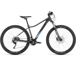 Cube Cube Access Ws Race Iridium/blue 2019, Iridium/blue