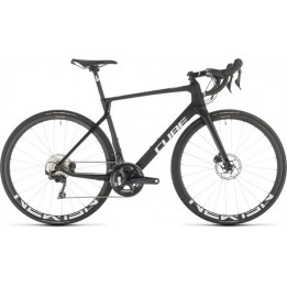 Cube Agree C:62 Race Disc Carbon/white 2019, Carbon/white