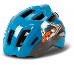 Cube Helmet Fink Blue S (49-55)
