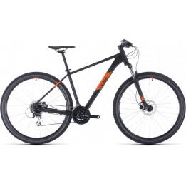 Cube Aim Pro Black/orange 2020, Black/orange