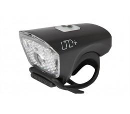 Cube Light Ltd+ White Led Black