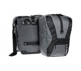 Cube Panniers Travel Anthrazit