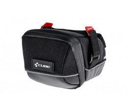 Cube Saddle Bag Pro Black M
