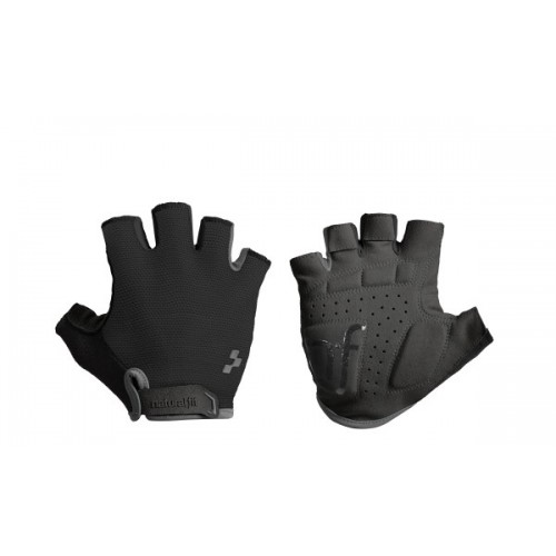 Cube Natural Fit Gloves Short Finger Blackline M