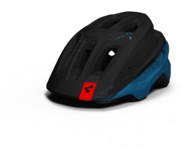 Cube Helmet Linok Blue S (49-55)