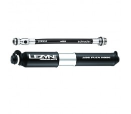Lezyne Pressure Drive - S Black/hi Gloss
