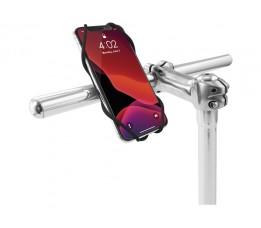 Bonecollection Bonecollection Smartphonehouder Bike Tie 3 Black