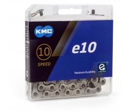Kmc Kmc Ketting E-bike 10-speed 122 Links E10 Zilver