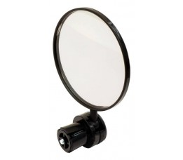 Cateye Spiegel Fiets Cat Bm300g In Stuur Zwart