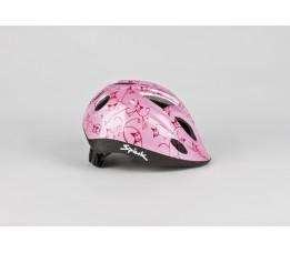 Spiuk Helm Kids Roze Kat , ( 48 - 54 Cm )