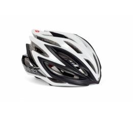 Spiuk Helmet Dharma Black/white M-l (53-61)
