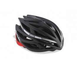Spiuk Helmet Nexion Black/red M-l (53-61)