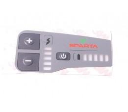 Sparta Ebp Sticker E-mot 24v Display Entry Le Spa Zi