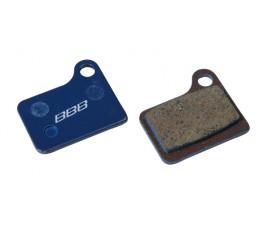 Bbb Bbs-51 Remblokken Discstop Comp.shim.deore - Nexave Blauw