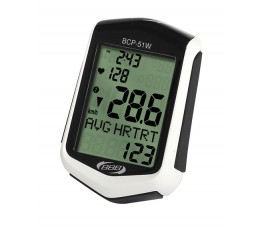 Bbb Bcp-51wh Fietscomputer Digiboard Heartrate Wit