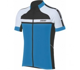 Bbb Bbw-239 Shirt K.m. Keirin Xl Zwart/blauw