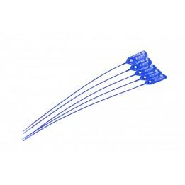 Gazelle Rma Label Ds-j 550 Blauw M/opdr. P/5