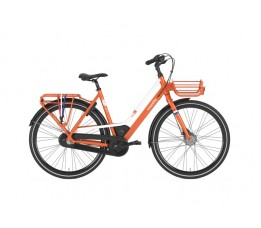 Gazelle Citygo Olympic, Omaha Orange