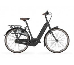Gazelle Grenoble C8 Hmb, Black Mat