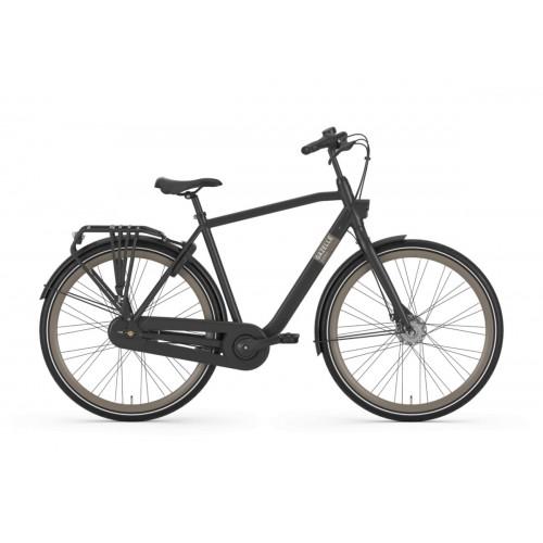 Gazelle Esprit, Maat 59cm, Black Mat