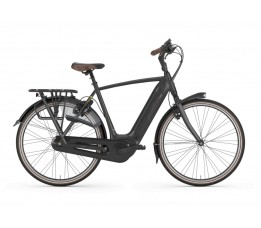 Gazelle Grenoble C8 Hmb Connect, Black Mat