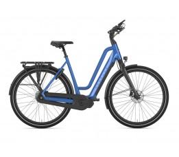 Gazelle Chamonix Hms Test E-bike, Tropical Blue Glans