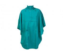 Fastrider Poncho Blauw One Size
