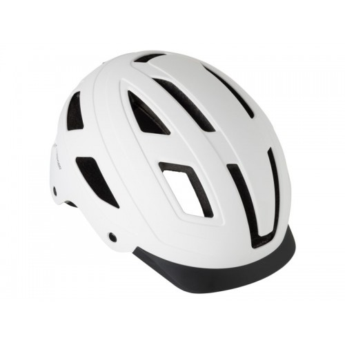 Agu Agu Helm Cit-e Iv Led White L/xl 58-62