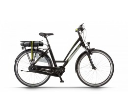 Dutch Id Did City N8 Di2 D53 Satin Black, Satin Black