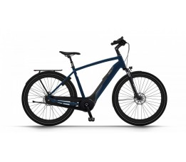 Dutch Id Infinity A8, Maat 53, Matte Dark Blue