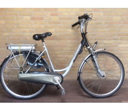 Bikkel Ibec 2, Zilver