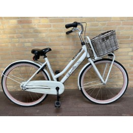 "Gazelle Miss Grace 26"", Wit"